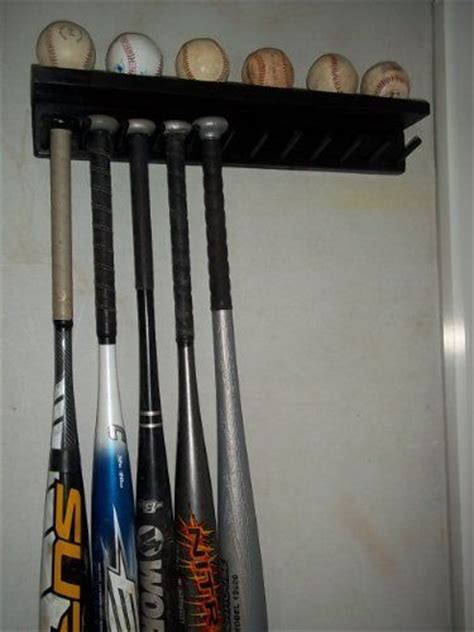 Baseball Bat Racks by 1000 Ideas About Baseball Bat Display On
