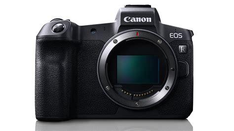 canon frame canon eos r frame mirrorless announced plus