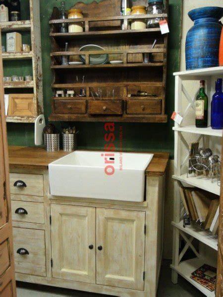cucina shabby cucina modulare in legno massello shabby chic e provenzale