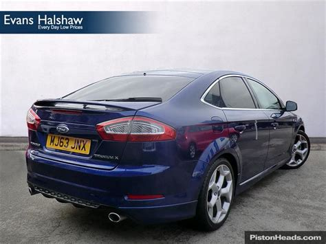 ford mondeo 2 2 titanium x sport for sale used ford mondeo cars for sale with pistonheads