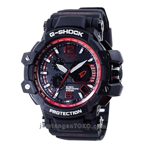 Jam Gshock Black gambar jam tangan g shock kw1 gpw1000 black