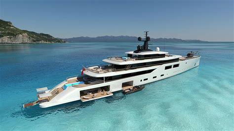 Yacht De Luxe Interieur 4726 by Oceanco Spectrum Le Nouveau Ma 238 Tre Des Oc 233 Ans