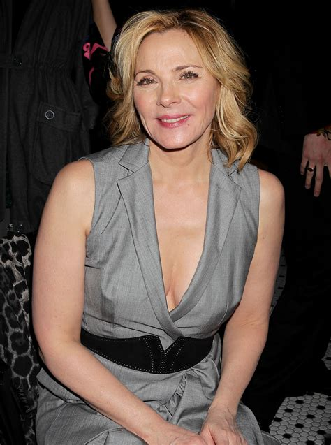 kim cattrall kim cattrall to star in fifty shades of grey movie