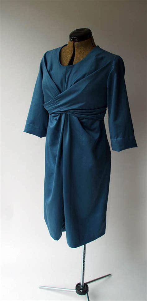 pattern magic knots pattern magic knot dress 2 sewing projects burdastyle com
