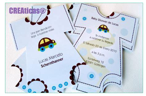 invitaciones originales para baby shower auto design tech