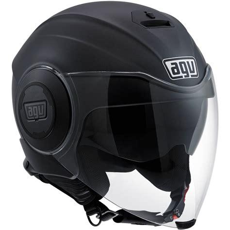 Half Zeus Z610 Matt Black helmet agv fluid matt black 183 motocard united kingdom
