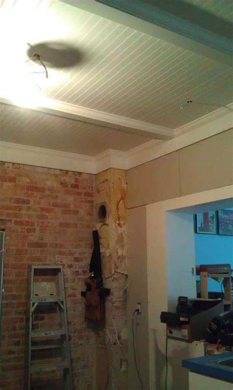 ceilings beams and basements on pinterest
