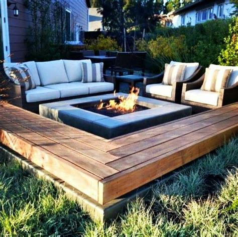 fire pit bench seating fire pit with built in retainer wall come bench seat