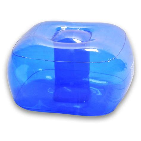 inflatable ottoman bubble inflatables 174 inflatable ottoman 218006 at