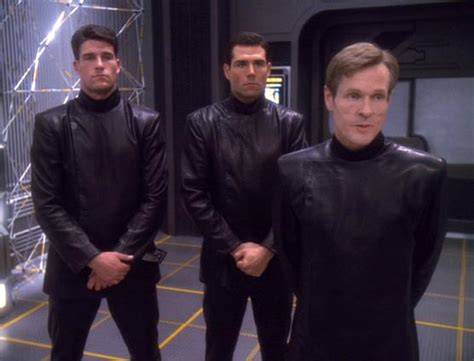 star trek deep space nine section 31 herc has a crackpot theory about the ncc 1031