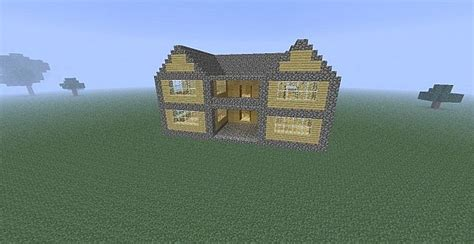 House Porch Designs Beautiful House Minecraft Project
