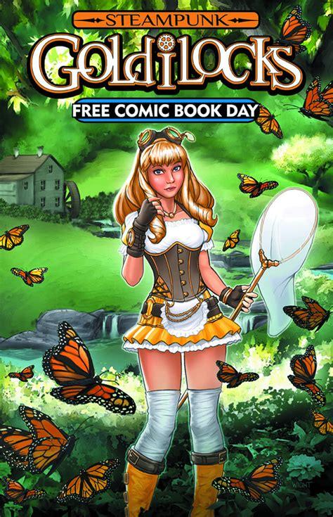 who s hiding gecko press titles books free comic book day steunk goldilocks