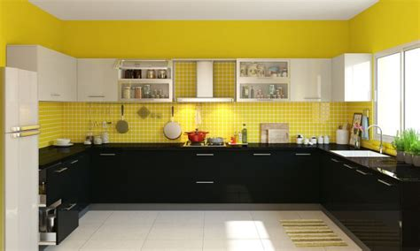 L Shape Kitchen Design by Couples Cooking Two Cook Kitchen Design Ideas Interior