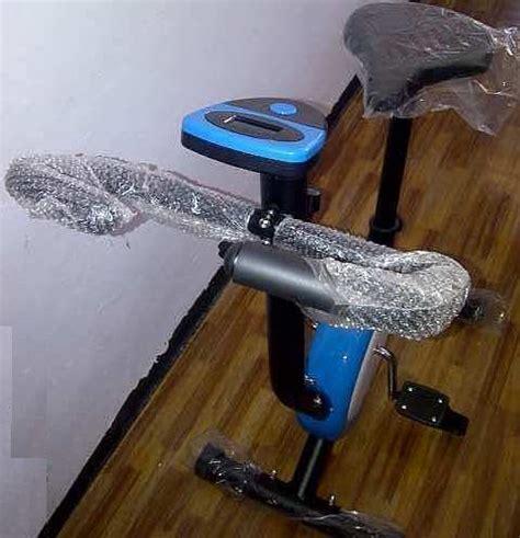 Sepeda Fitness Statis Belt Bike belt magnetik shapper bike precor pelangsing sepeda