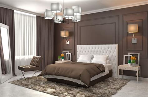 bedroom color themes  earth tones home guides sf gate