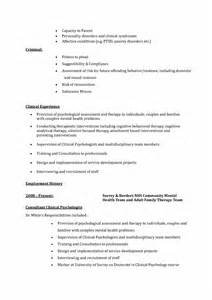 Curriculum Vitae For Court by Curriculum Vitae Curriculum Vitae Template Expert Witness