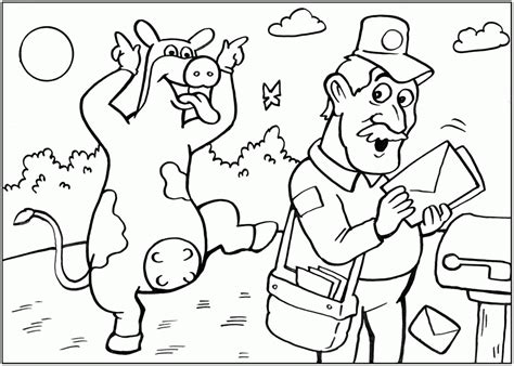 Barnyard Coloring Pages barnyard coloring pages coloring home