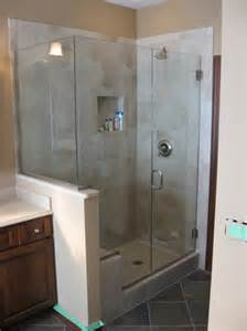 cost of frameless shower door custom shower doors frameless vs semi frameless worth