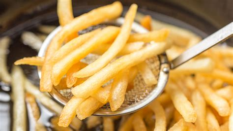 Fried Fries 10 tips for frying at home like a pro today