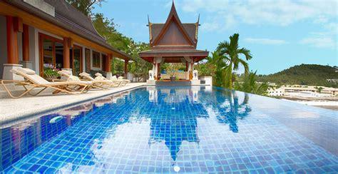 vacation rental phuket thailand villa baan surin sawan surin beach phuket thailand