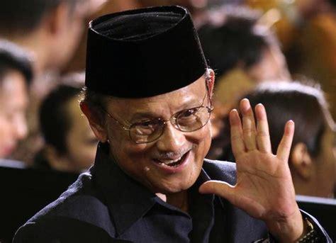 biografi b j habibie wikipedia indonesia ini tulisan lengkap malaysia soal habibie jadi pengkhianat