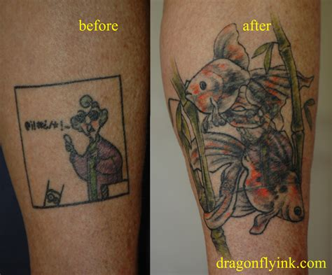 tattoo designs cover old tattoos the best cover ups of the worst tattoos