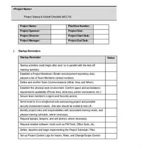Checklist Template For Word 15 word checklist templates free free