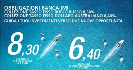Banca Imi Obbligazioni In Dollari by Le Obbligazioni In Valuta Estera Caso Imi Rubli E Dollari