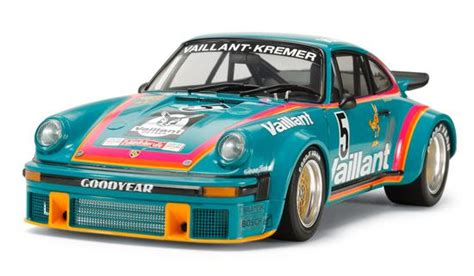 vaillant porsche 1 24 porsche 934 turbo rsr vaillant model kit 24334