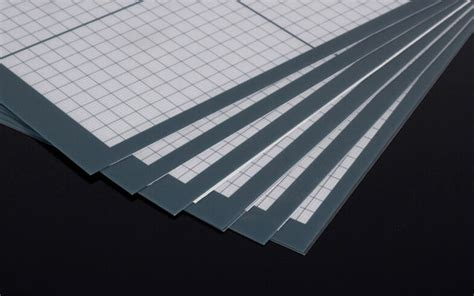 Vinyl Cutting Mat by A4 Vinyl Cutter Plotter Cutting Mat Non Slip With Craft Sticky Printed Grid 2pc Ebay