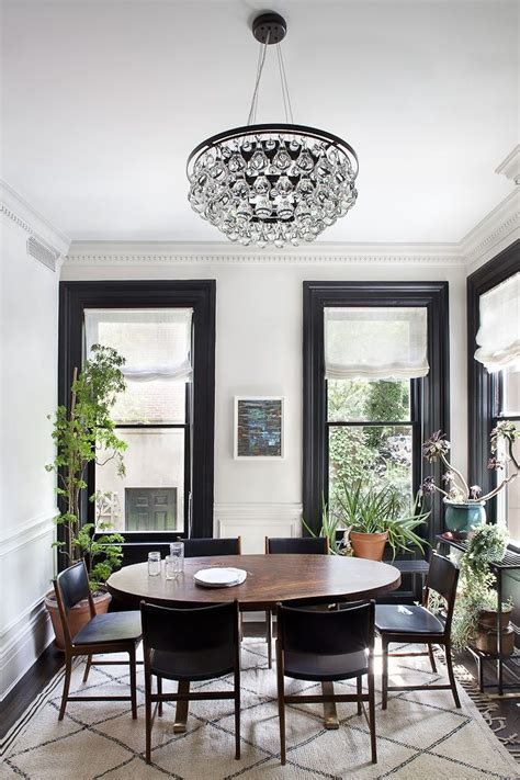 Black Trim Windows Decor The Most Magnificent Moulding For Your Home