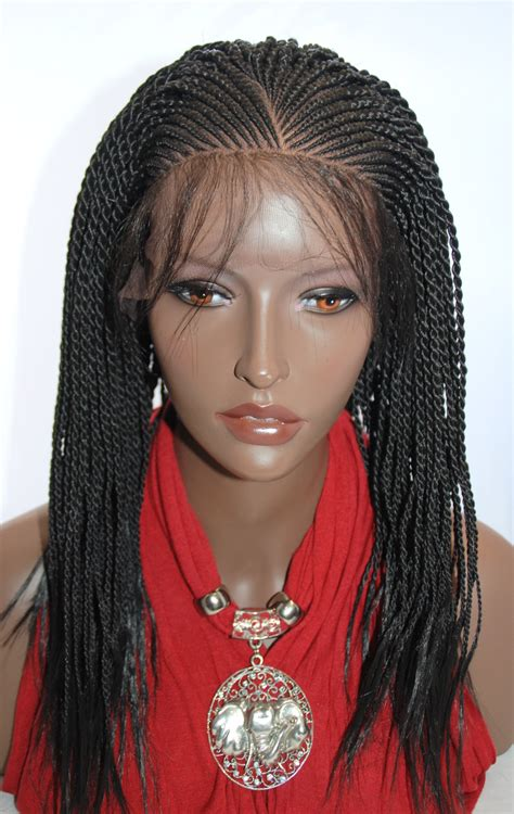 pics of cornrow braided wig braided lace wig cornrow twist color 2 in 14 inches