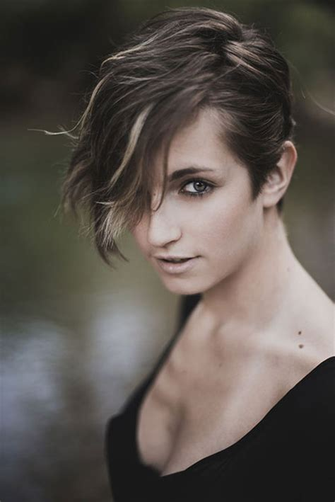 two color pixie cut two color pixie cut 25 devastatingly cool haircuts for