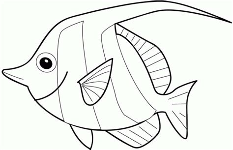 coloring pages on fish fish coloring pages dr odd
