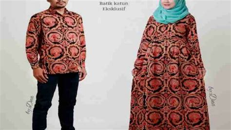 Dinar Batik by Dinar Batik Model Dress Batik Keris