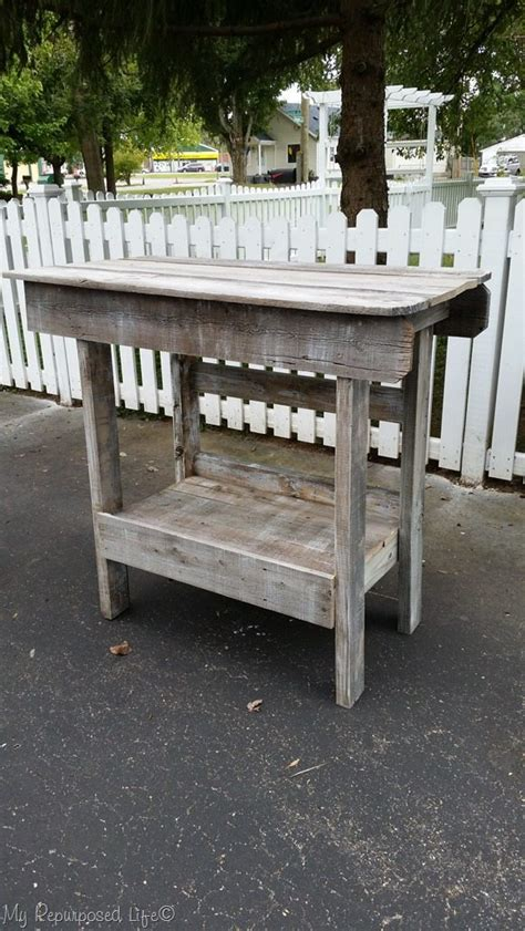 salvaged wood kitchen island salvaged wood outdoor bar kitchen island my repurposed