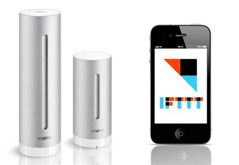 ifttt adds environmental triggers with netatmo weather