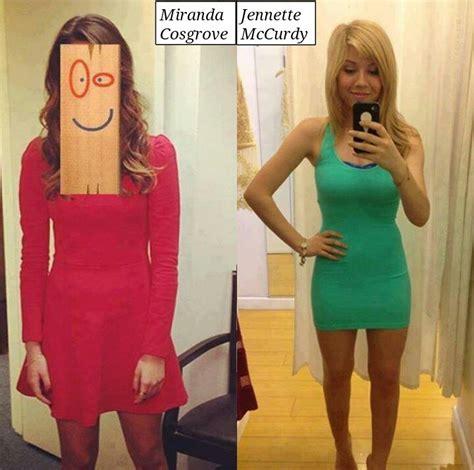 Miranda Cosgrove Meme - miranda cosgrove jennette mccurdy meme by soydolphin