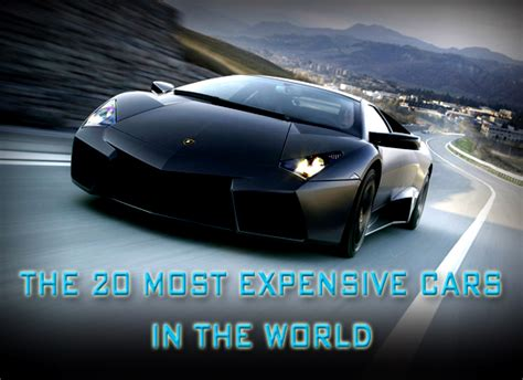 expensive in the world most expensive cars in the world top 10 list 2013 2014 ten most models picture
