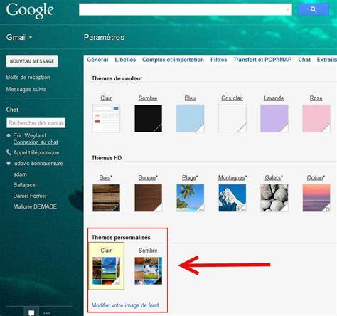 gmail themes download 2012 comment ajouter une image de fond sur gmail