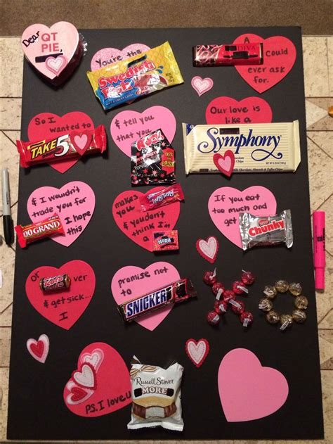 valentine day special gifts to amaze your sweetheart diy candy bar valentine s day card gift for him use the