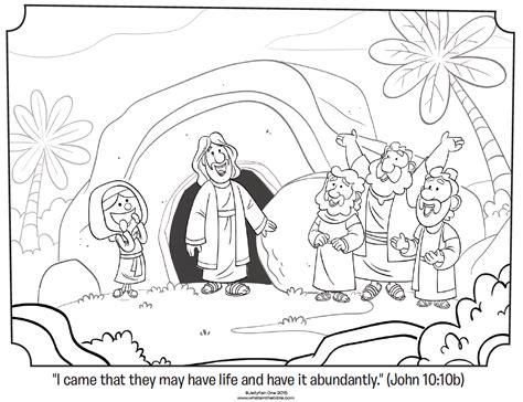 jesus is risen coloring page whats in the bible