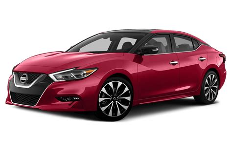 2016 Nissan Maxima Price Photos Reviews Features