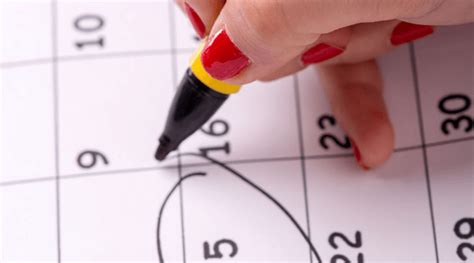Telat Menstruasi Sehari Apakah Hamil Apakah Terlambat Haid Ciri Ciri Kehamilan