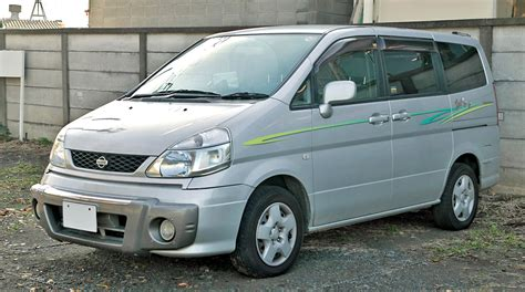 nissan serena 1997 modified nissan serena c24 modified
