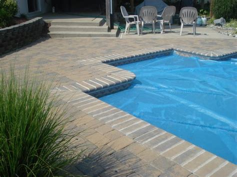 swimming pool pavers new swimming pool pavers coping installed westminster md