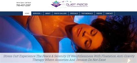 A Place Floatation Spa Where To Float In United States Isolation Tank Locations