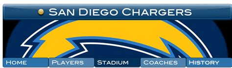 san diego chargers bowl history chargers team history
