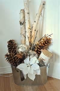 dekoration mit birke fantastische birkenstamm deko