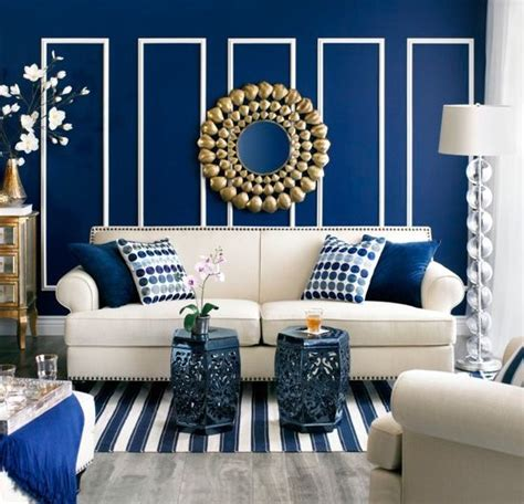 blue home decor best 25 royal blue walls ideas on